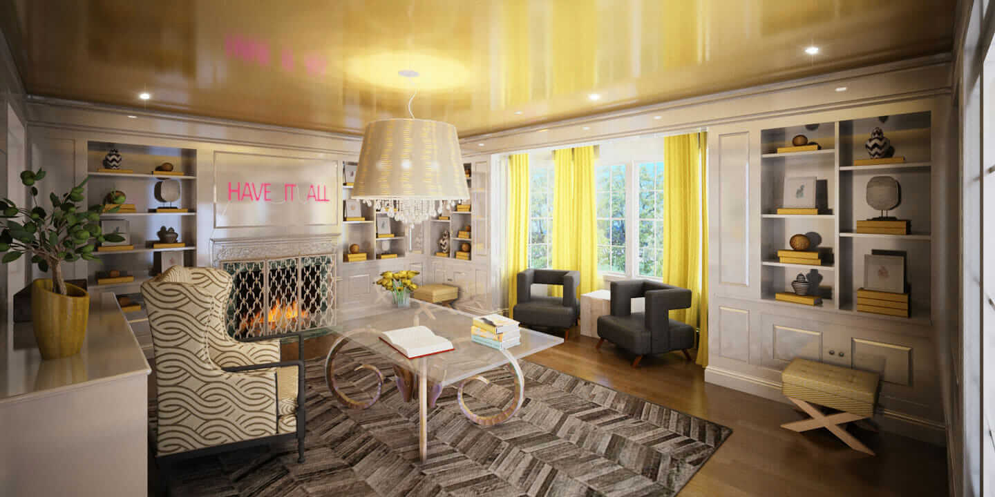 Innovative interior design overcoming challenges to thrive for Innovative interiors