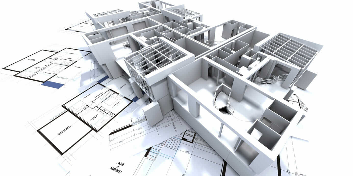 Building information modeling for Dessin batiment 3d