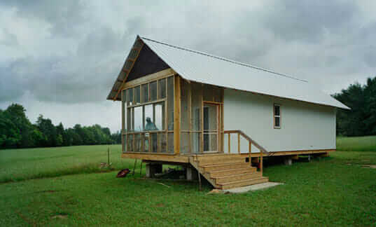 rural studio proves you can build a home for 20k