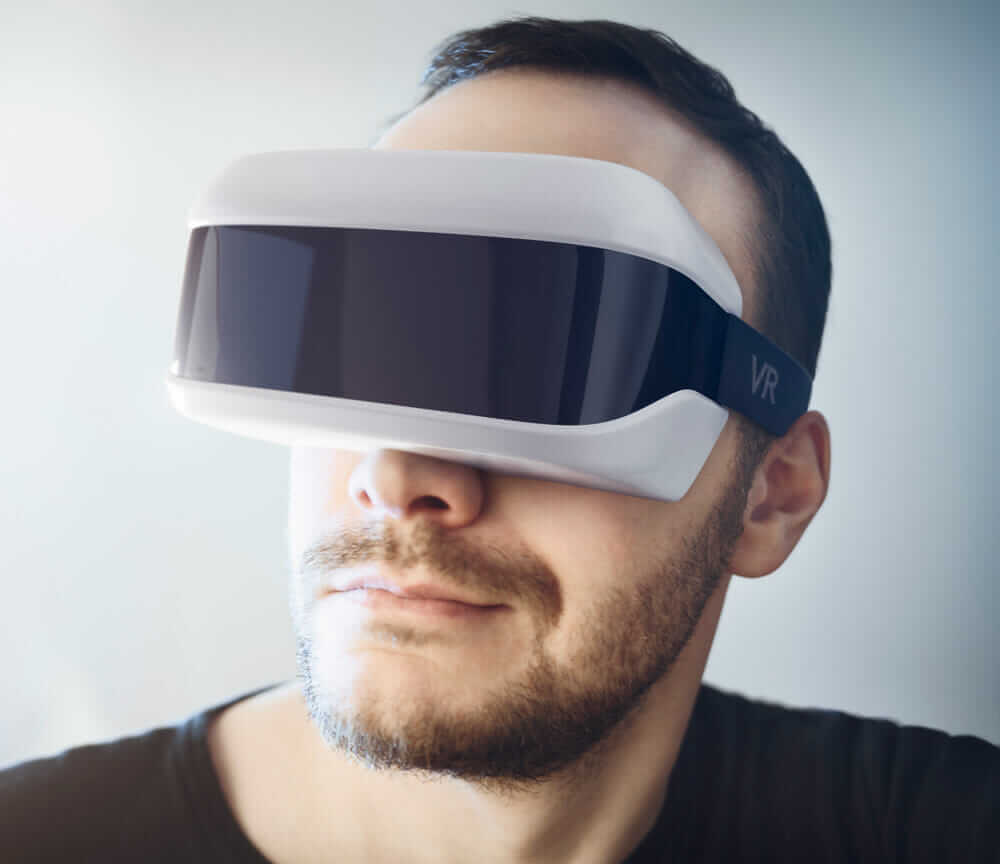 the future of an on line virtual reality world Augmented and virtual reality devices flood the market today  technologies  haven't found their way into the commercial world until recently  have  developed apps to assist customers with online purchasing decisions.