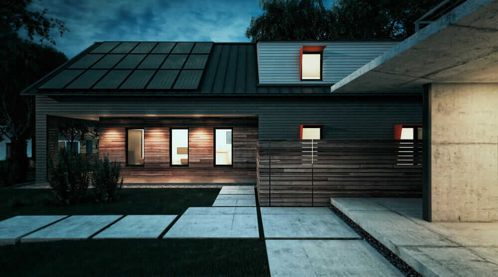 net_zero_house_axiom_exterior_side - Zero Energy Home Design