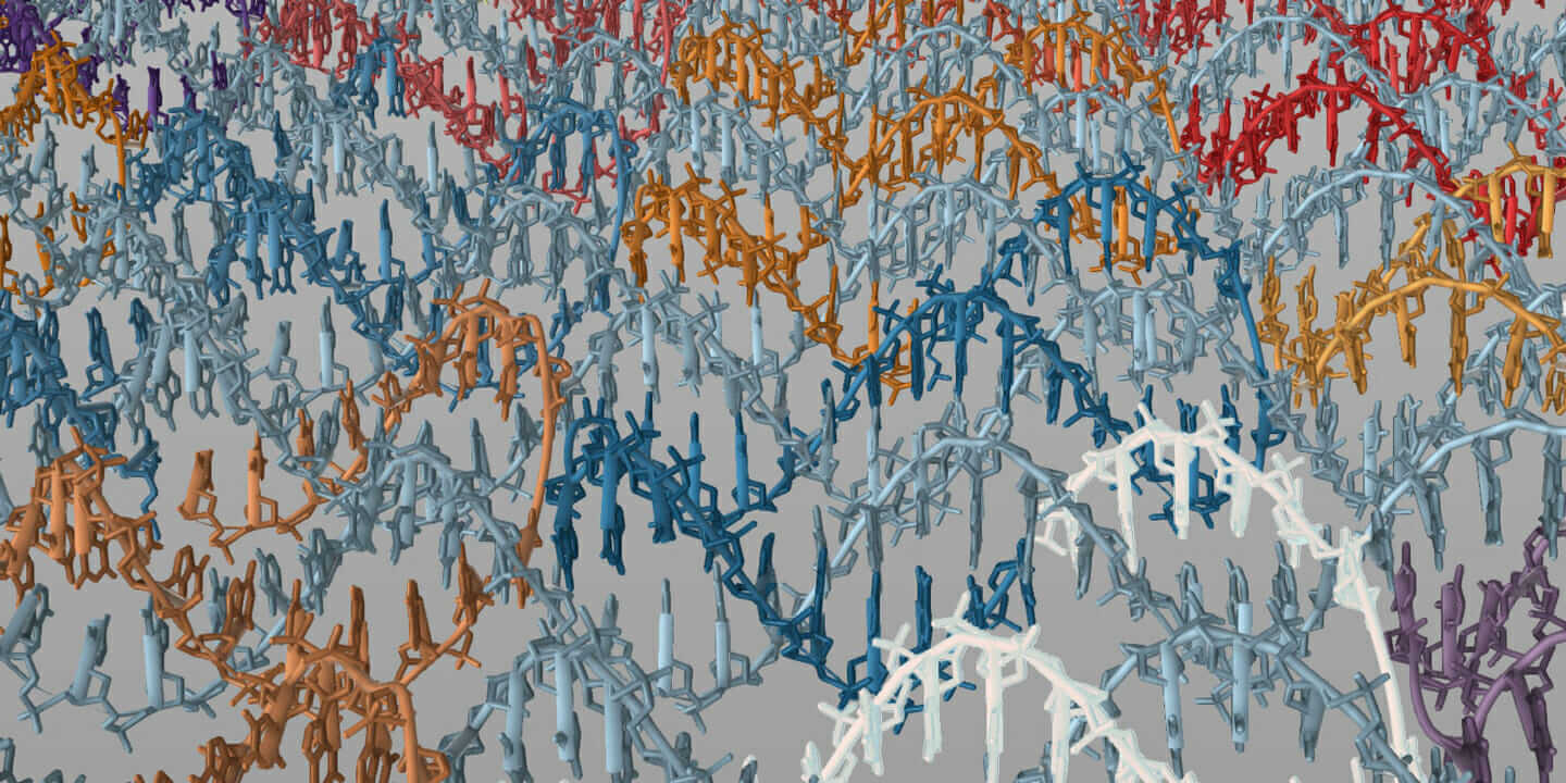 dna origami A team of researchers has generated 3-d images from 129 individual molecules  of flexible dna origami particles their work provides the first.