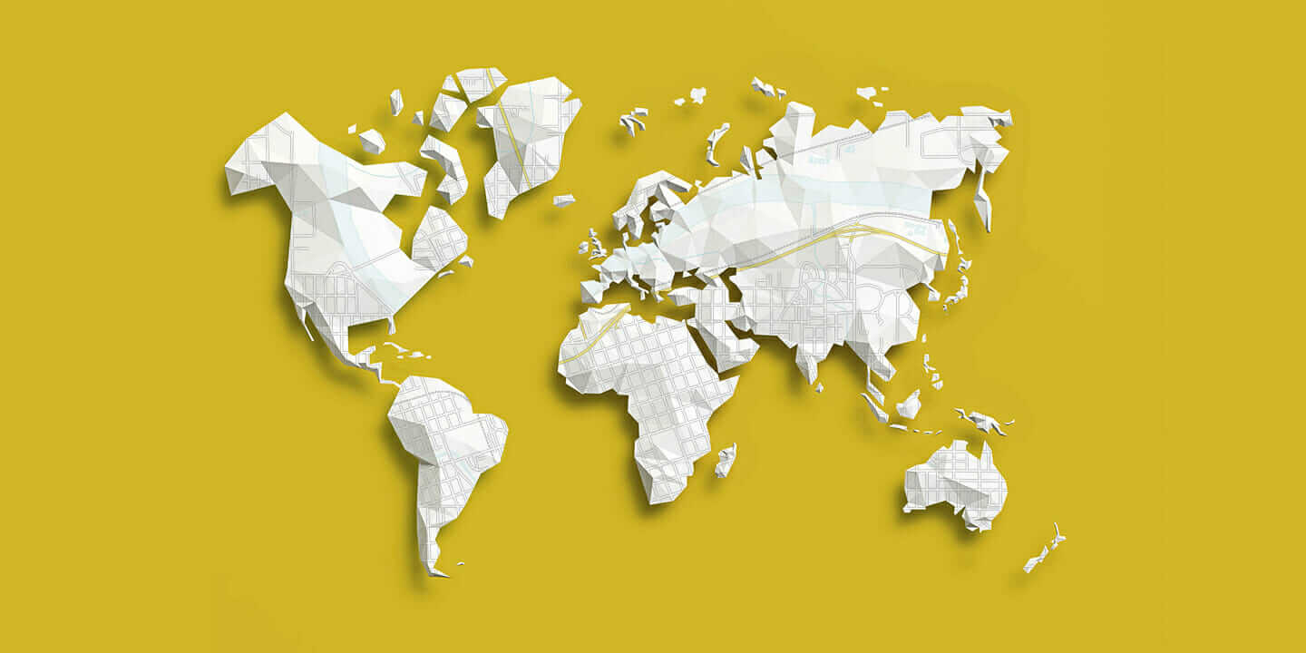 Smart Cities and a Borderless World: What If Maps Revealed Infrastructure, Not Borders?